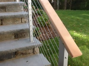 Railing with Cables