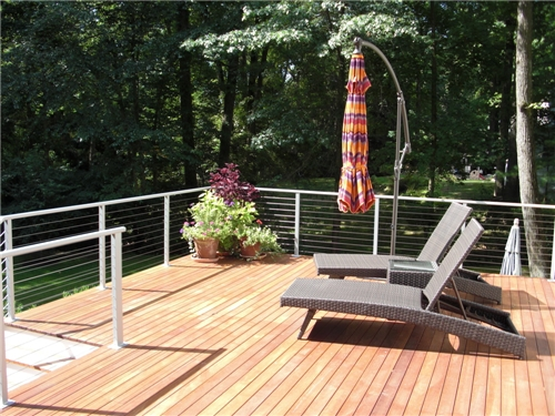 Low Profile Cable Rail Scarsdale NY