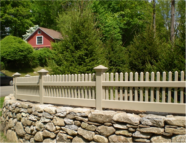 Stonewall Fence Toppers Portfolio By Style Riverside Fence