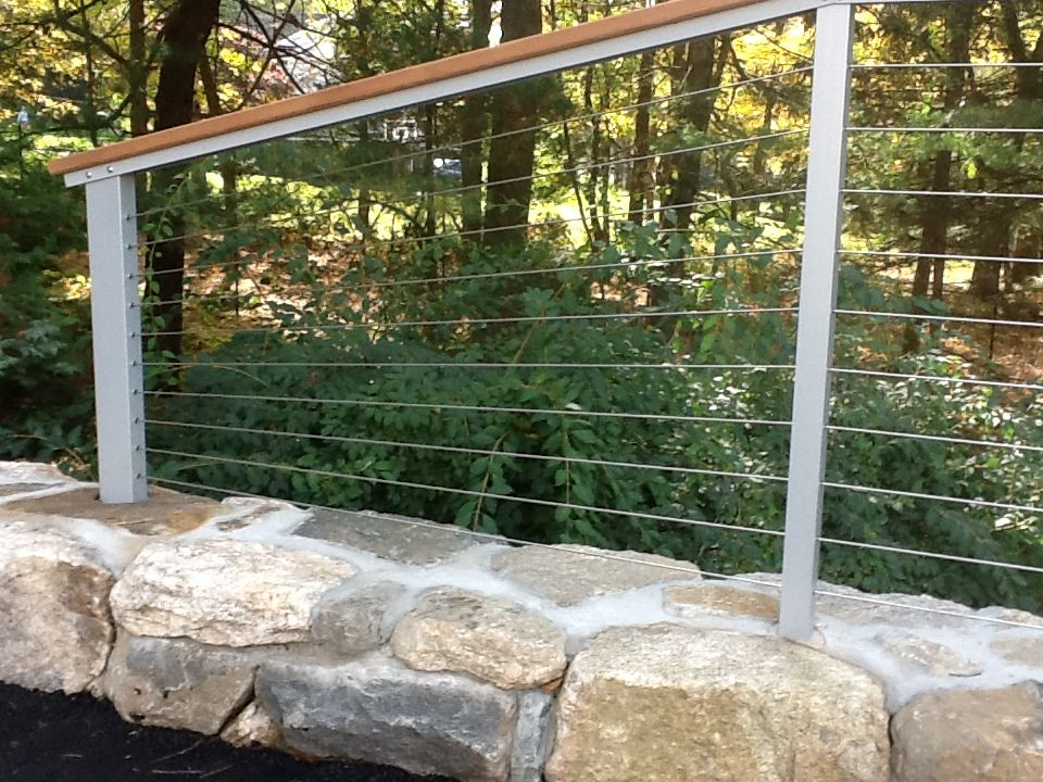 Cable Railing In Greenwich Ct Portfolio By Loctaion
