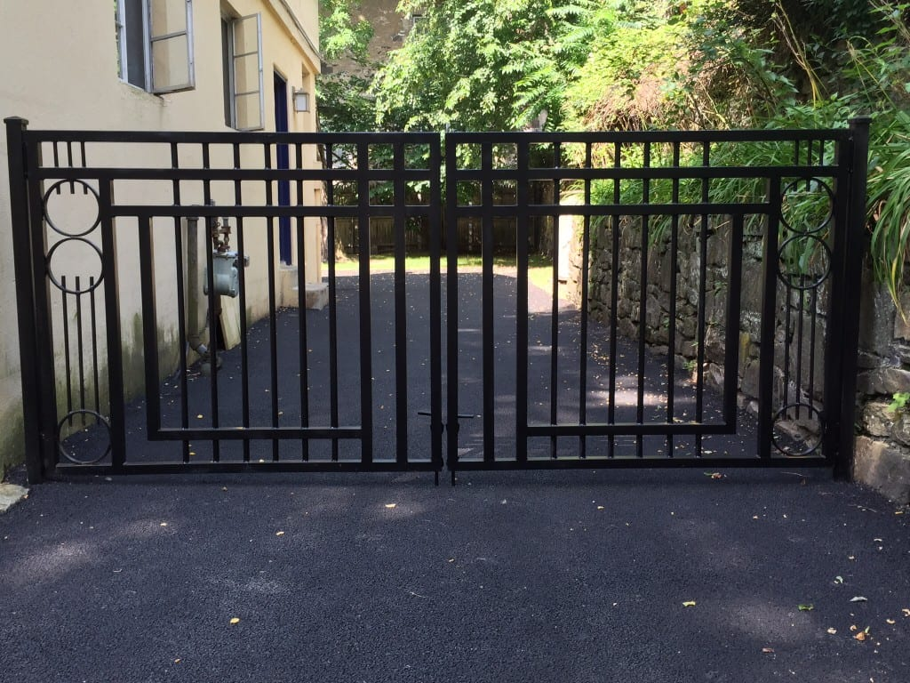 Driveway Gates Fence And Gate Styles Riverside Fence