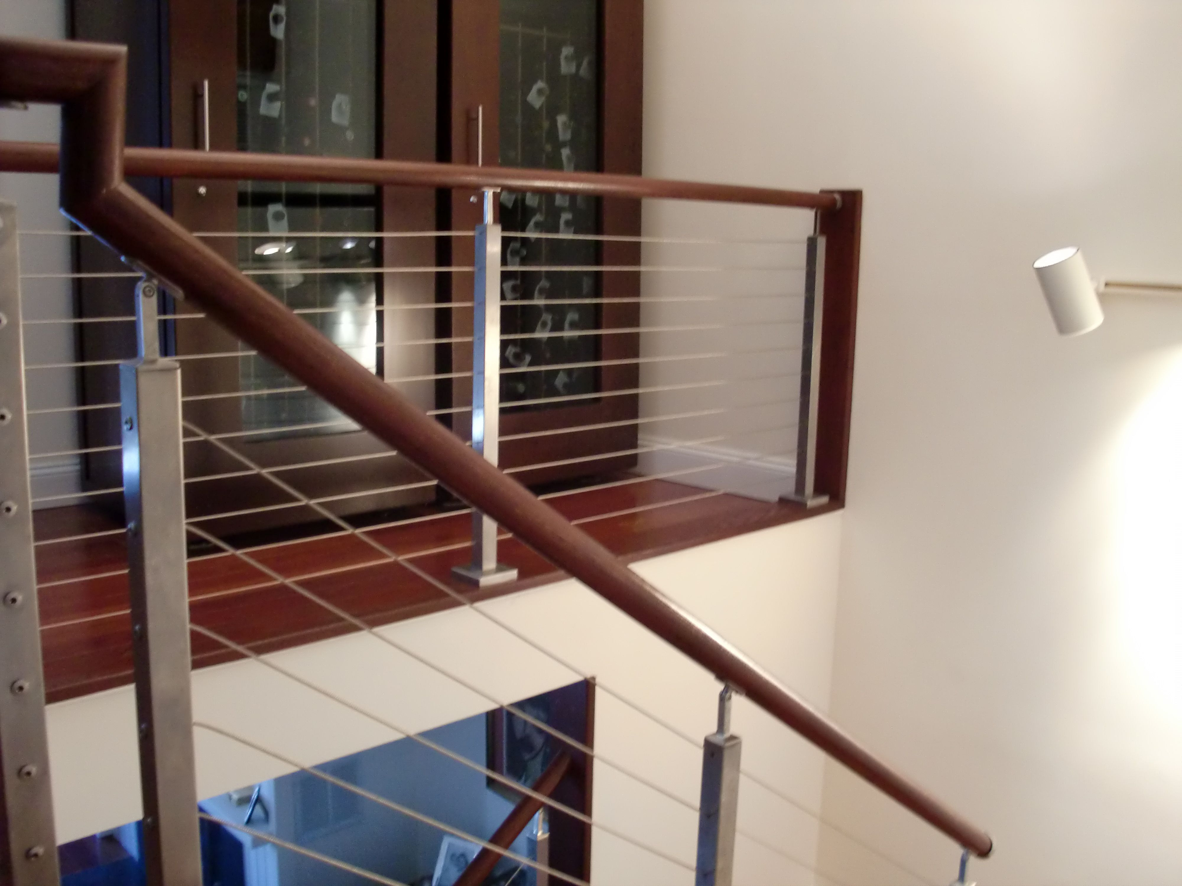 Interior Cable Railing Portfolio By Location Riverside