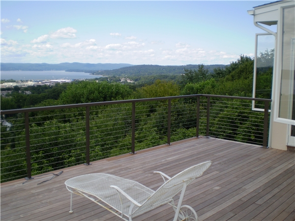 Cable Rail Fence In Ossining Ny Portfolio By Location