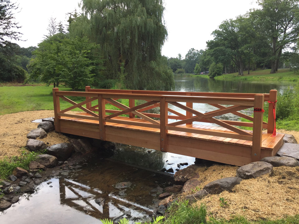 Bridges - Special Projects - Riverside Fence